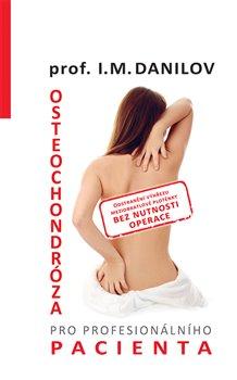 Obálka titulu Osteochondróza pro profesionálního pacienta