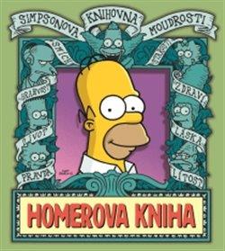 Obálka titulu Homerova kniha