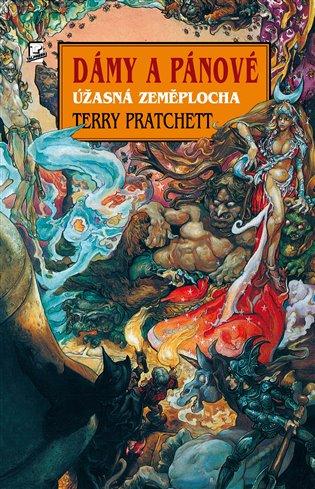Dámy a pánové:Úžasná Zeměplocha - Terry Pratchett   Booksquad.ink