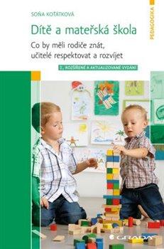 Obálka titulu Dítě a mateřská škola