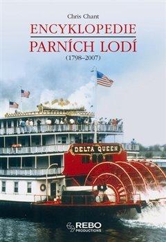 Obálka titulu Encyklopedie parních lodí
