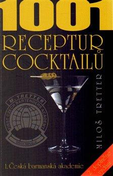 Obálka titulu 1001 receptur cocktailů