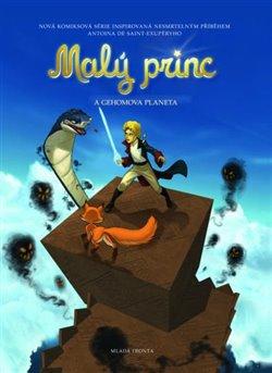 Obálka titulu Malý princ a Gehomova planeta