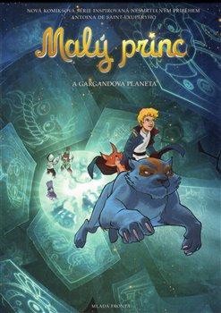 Obálka titulu Malý princ a Gargandova planeta