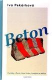 Obálka knihy Beton