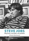 Obálka knihy Steve Jobs - můj život, má láska, mé prokletí