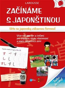 Obálka titulu Začínáme s japonštinou