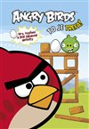Obálka knihy Angry Birds To je trefa!