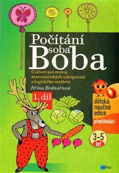 Obálka titulu Počítání soba Boba - 1. díl