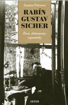 Obálka titulu Rabín Gustav Sicher