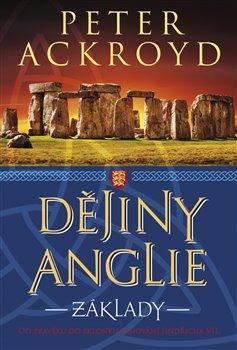 Obálka titulu Dějiny Anglie: Základy