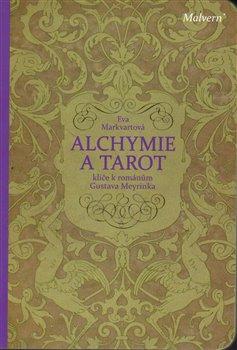 Obálka titulu Alchymie a tarot