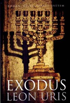 Obálka titulu Exodus