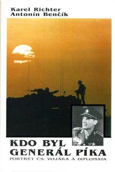 Obálka titulu Kdo byl generál Píka