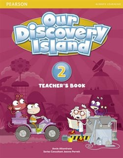 Our Discovery Island 2 Teachers Book with Online Access - Annie Altamirano
