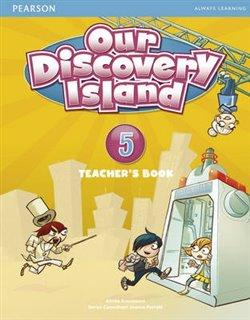 Our Discovery Island 5 Teachers Book with Online Access - Alinka Kountoura