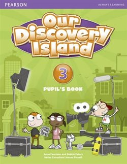 Our Discovery Island 3 Pupil´s Book with Online Access - Debbie Peters, Anne Feunteun