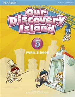 Our Discovery Island 5 Pupil´s Book with Online Access - Megan Roderick