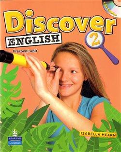 Discover English 2 Workbook + CD-ROM CZ Edition - Izabella Hearn
