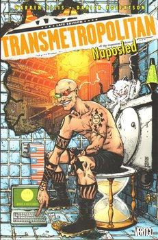 Obálka titulu Transmetropolitan 10: Naposled