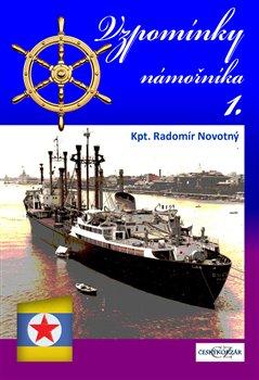 Obálka titulu Vzpomínky námořníka 1.