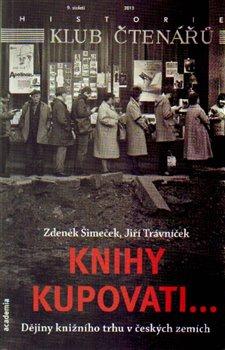 Obálka titulu Knihy kupovati...