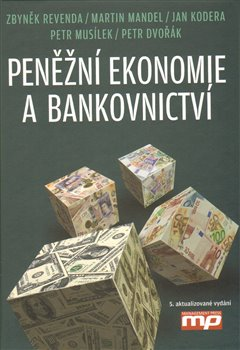 Obálka titulu Peněžní ekonomie a bankovnictví