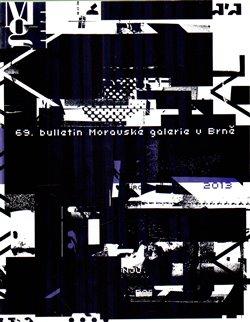 Obálka titulu 69. Bulletin Moravské galerie v Brně