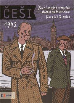 Obálka titulu Češi 1942