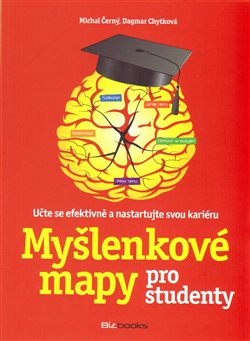 Obálka titulu Myšlenkové mapy pro studenty