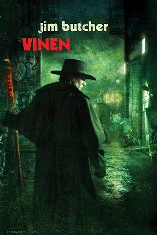 Vinen - Jim Butcher | Booksquad.ink