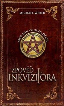 Obálka titulu Zpověď inkvizitora