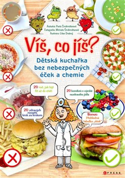 Obálka titulu Víš, co jíš?