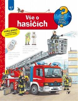 Obálka titulu Vše o hasičích