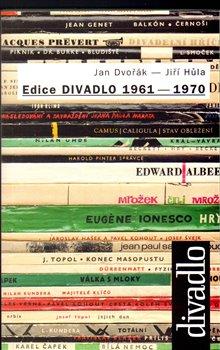 Obálka titulu Edice DIVADLO 1961 - 1970