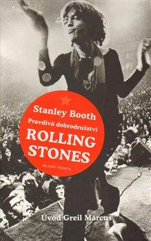 Obálka titulu Pravdivá dobrodružství Rolling Stones