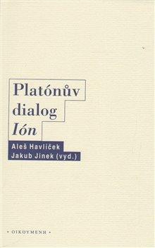 Obálka titulu Platónův dialog Ión