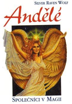 Obálka titulu Andělé-společníci v magii
