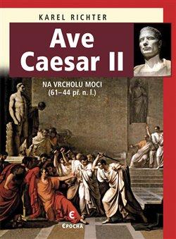 Obálka titulu Ave Caesar II
