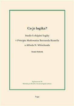 Obálka titulu Co je logika?