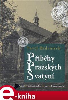 Obálka titulu Příběhy pražských svatyní