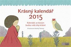 Obálka titulu Krásný kalendář 2015
