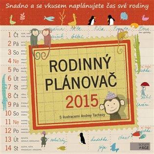 Rodinný plánovač 2015 - Andrea Tachezy | Replicamaglie.com
