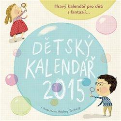 Obálka titulu Dětský kalendář 2015