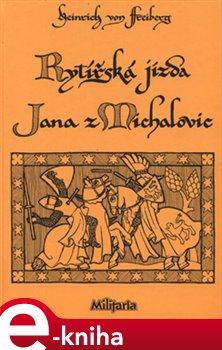 Obálka titulu Rytířská jízda Jana z Michalovic