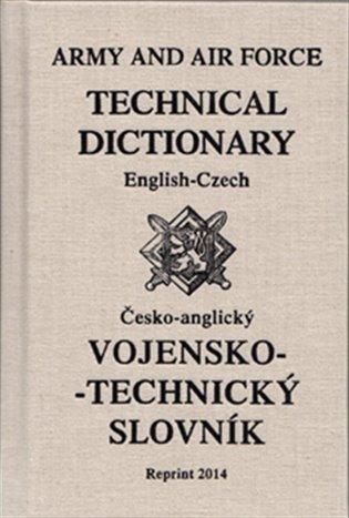Vojensko - technický slovník:anglicko-český a česko-anglický - - | Booksquad.ink