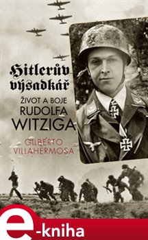 Obálka titulu Hitlerův výsadkář