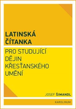Obálka titulu Latinská čítanka pro studující dějin křesťanského umění