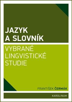 Obálka titulu Jazyk a slovník