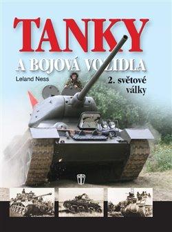 Obálka titulu Tanky a bojová vozidla 2.světové války
